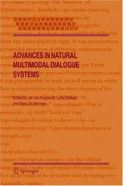 Advances in Natural Multimodal Dialogue Systems (Text, Speech and Language Technology)