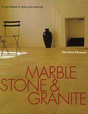 Decorating with Marble, Stone and Granite