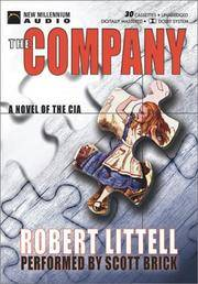 image of The Company: A Novel of the Cia, 1951-91 (New Millennium Audio)
