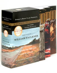 A SUMMER OF FAULKNER: THE 2005 SUMMER SELECTION: THE SOUND AND THE FURY,  LIGHT IN AUGUST, AND AS...