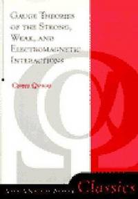 image of GAUGE THEORIES OF THE STRONG, WEAK, AND ELECTROMAGNETIC INTERACTIONS