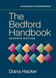 image of Bedford Handbook: Seventh Edition