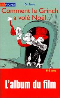image of Comment le Grinch A Vole Noel (French Edition)