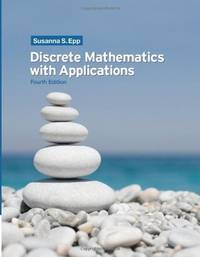 image of Discrete Mathematics with Applications