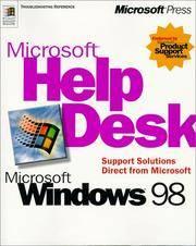 Microsoft(r) Help Desk For Microsoft Windows(r) 98
