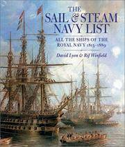The Sail & Steam Navy List, All the Ships of the Royal Navy 1815-1889