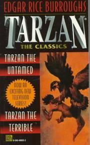 Tarzan 2-in-1 (Tarzan the Untamed & Tarzan the Terrible) (Tarzan the Classics) by Burroughs, Edgar Rice
