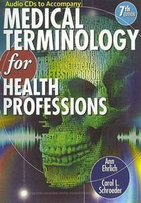 image of Medical Terminology for Health Professions
