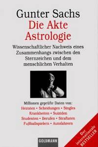 Akte Astrologie - Wissenschaftlicher Nachweis eines Zusammenhangs zwischen den Sternzeichen und...