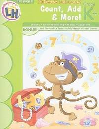 image of Learn Everyday Workbook - Count, Add & More!