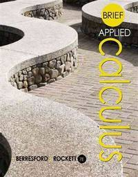 BRIEF APPLIED CALCULUS 7ED (HB 2016)