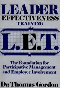 Leader Effectiveness Training L E T