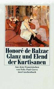 image of Glanz und Elend der Kurtisanen