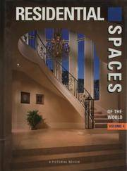 Residential Spaces of the World V4 by Images Publishing Group - Hardcover - from Broad Street Books and Biblio.com