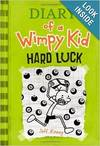 image of Diary of a Wimpy Kid: Hard Luck, Book 8