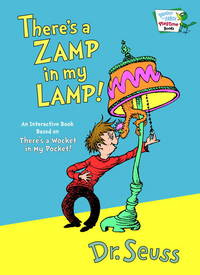 image of There's a Zamp in My Lamp (Bright & Early Playtime Books)