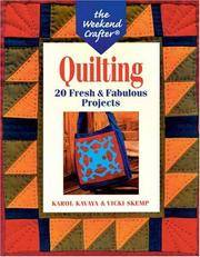 Quilting: 20 Fresh and Fabulous Projects