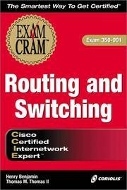 CCIE Routing and Switching Exam Cram (Exam: 350-001)