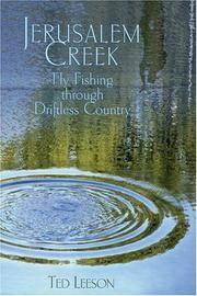 Jerusalem Creek Fly Fishing Through Driftless Country