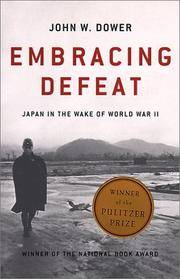 image of Embracing Defeat: Japan In The Wake Of World War II (Turtleback School_Library Binding Edition)