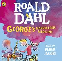 image of George's Marvellous Medicine (Dahl Audio)