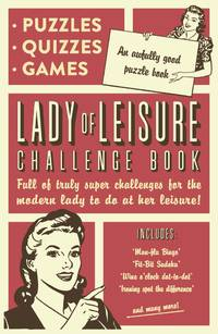 Lady of Leisure Challenge Book (Awfully Good)