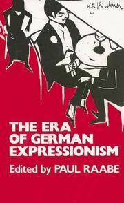 Era of German Expressionism