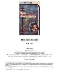 The Dreamfields