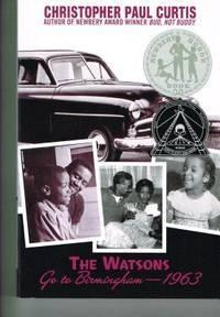 image of Watsons Go to Birmingham-1963