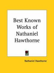 image of Best Known Works of Nathaniel Hawthorne (Kessinger Publishing's Rare Mystical Reprints)