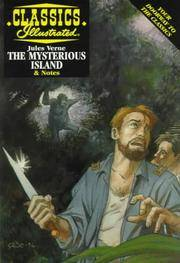 The Mysterious Island (Classics Illustrated)