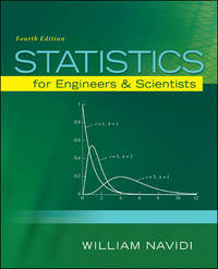 Statistics for Engineers and Scientists by William Navidi - from BookHolders (SKU: 6430750)