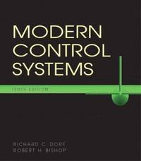 image of Modern Control Systems (10th Edition)