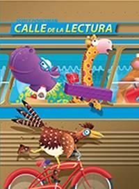 READING 2011 SPANISH STUDENT EDITION (HC) GRADE 1.2