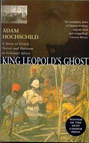 image of King Leopold's Ghost : A Story of Greed, Terror, and Heroism in Colonial Africa