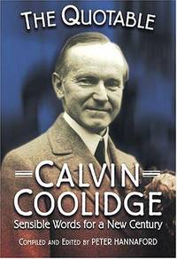 The Quotable Calvin Coolidge