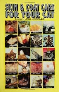 Skin and Coat Care for Your Cat.
