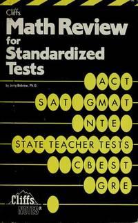 Math Review For Standardized Tests (Cliffs Test Prep)