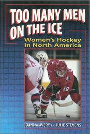 Too Many Men On The Ice by Joanna Avery; Julie Stevens - Paperback - 2000-01-01 - from Ergodebooks (SKU: SONG189609533X)