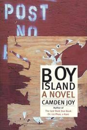 Boy Island  by Joy, Camden