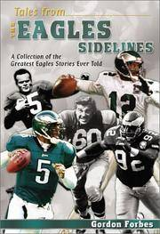 Tales from the Eagles Sidelines  (Signed By Chuck Bednarik)