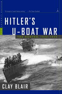image of Hitler's U-Boat War: The Hunted, 1942-1945 (Modern Library War)