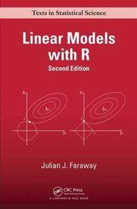 LINEAR MODELS WITH R.