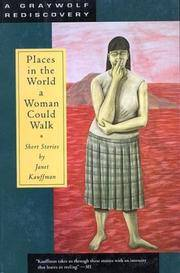 Places in the World a Woman Could Walk