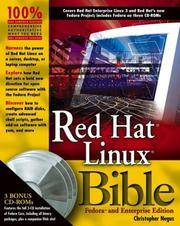 Red Hat Linux Bible: Fedora and Enterprise Edition