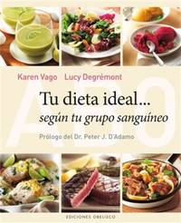 Tu dieta Ideal... Según tu grupo sanguíneo (SALUD Y VIDA NATURAL)...