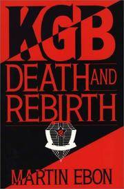 KGB Death and Rebirth by Martin Ebon - Paperback - First Printing - 1994 - from Always Superior Books and Biblio.com