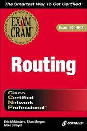 CCNP Routing Exam Cram (Exam: 640-503)