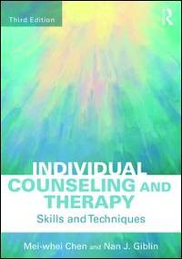 INDIVIDUAL COUNSELING AND THERAPY