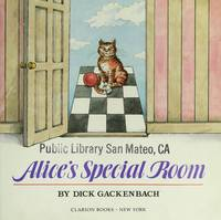ALICE'S SPECIAL ROOM.